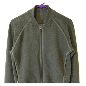 Lululemon full zip jacket NWOT